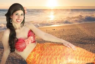 Elena of Avalor Inspired Spanish Mermaid